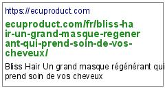 https://ecuproduct.com/fr/bliss-hair-un-grand-masque-regenerant-qui-prend-soin-de-vos-cheveux/
